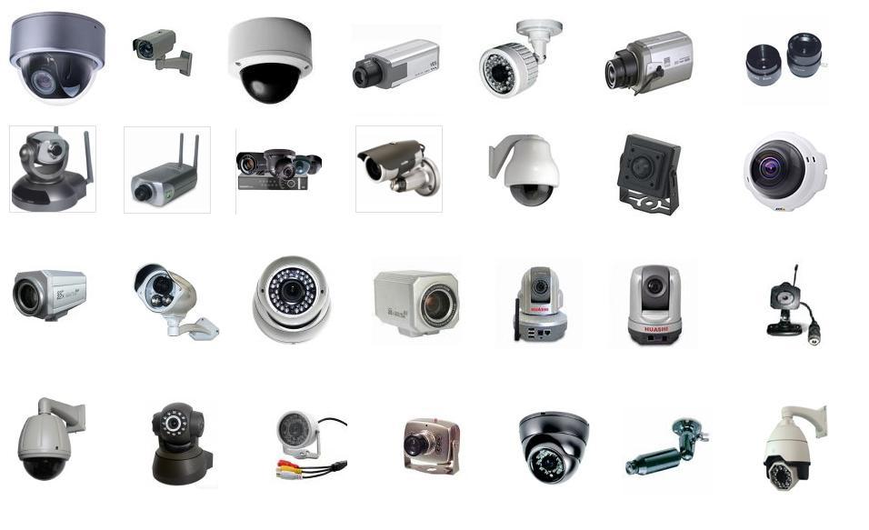 CCTV Camera Type