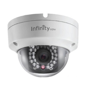 I-252 2 Megapixel CMOS Vandal-proof Dome Camera Infinity