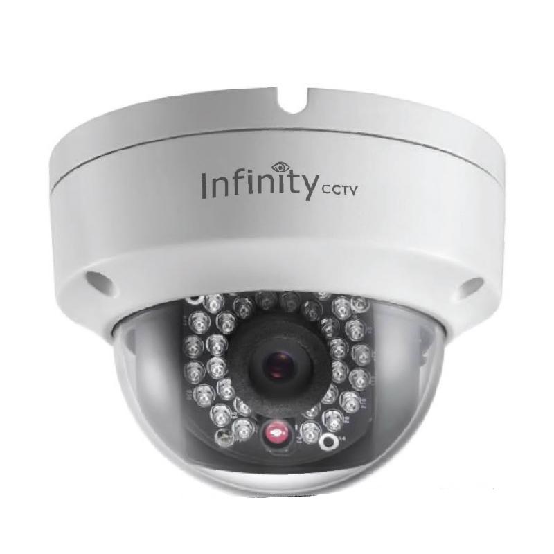 I-252 2 Megapixel CMOS Vandal-proof Dome Camera Infinity