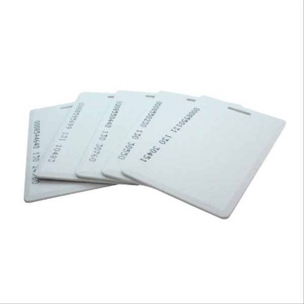 Kartu RFID Berlubang
