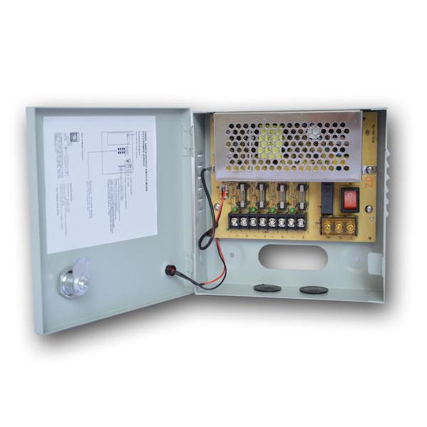 power supply Box 12V 5A