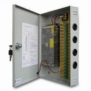 power supply box 12V 30A CCTV